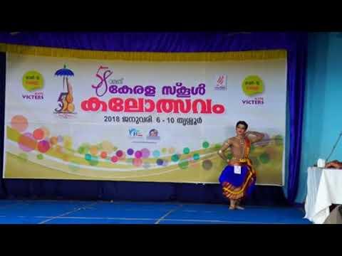 58th Kerala school kalolsavam 2018, kuchipodi hs A grade by Goutham