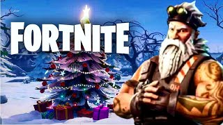 Fortnite SGT Winter Skin Gameplay (Season 7)