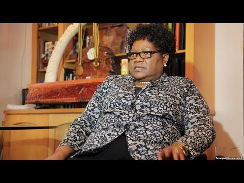 Political Violence Against Women - Joice Mujuru & Lwazi Sibanda Interview