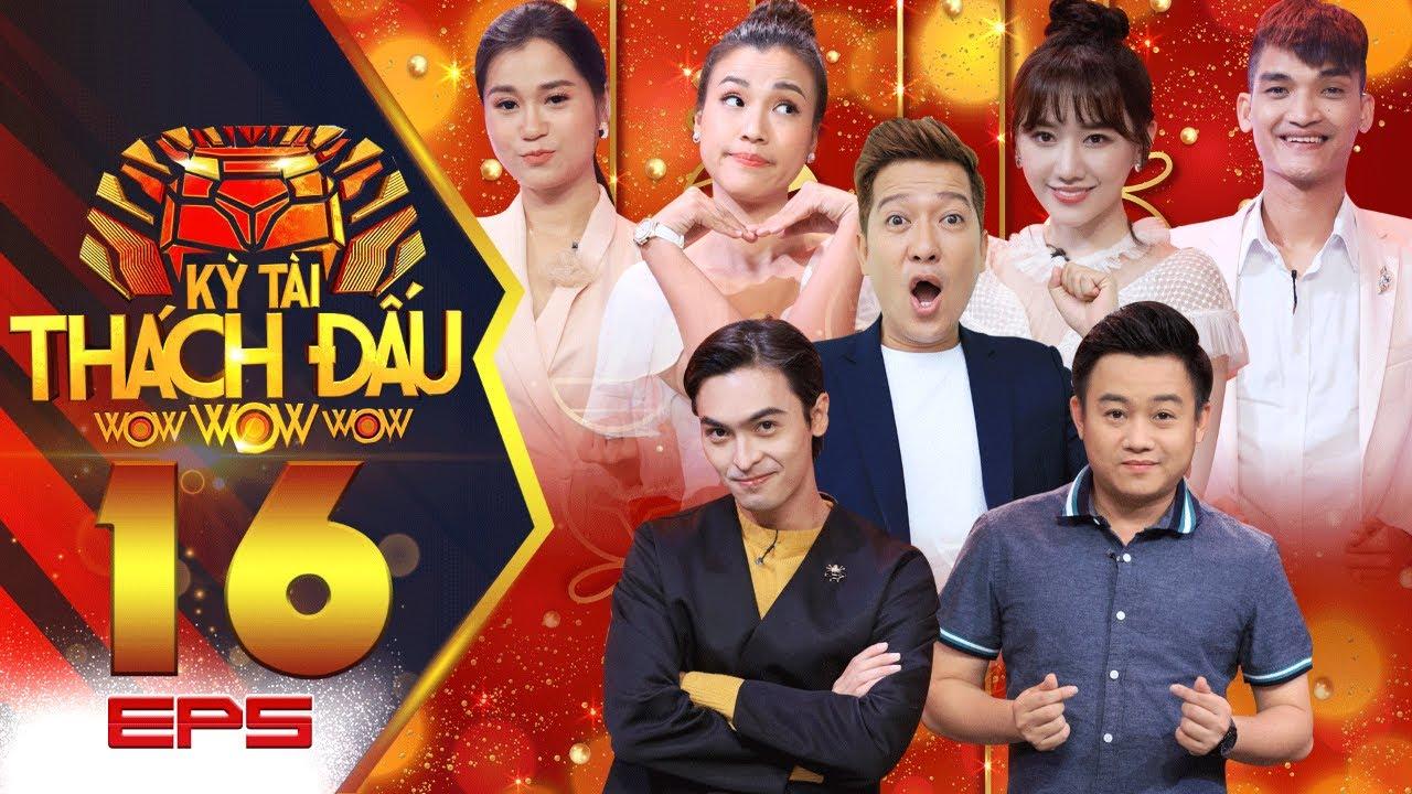 Kỳ Tài Thách Đấu | Mùa 3 – Tập 16: Chị chị em em Hari Won, Lâm Vỹ Dạ trở mặt vì trai đẹp Công Dương