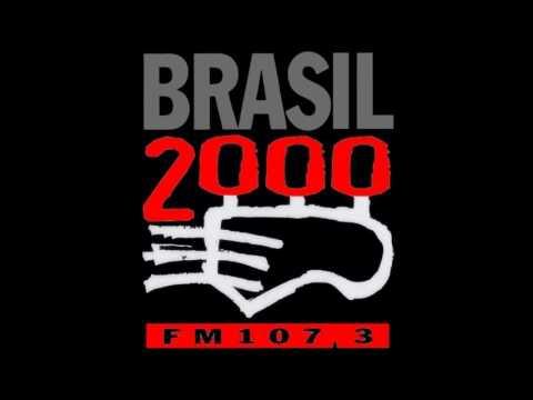 RÁDIO BRASIL 2000 FM: INTERVALOS COMERCIAIS COM O TATOLA.