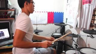 陳奕迅- 任我行 (Drum Cover & Drum Score)