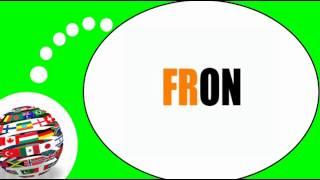 Французского видео урок = Слоги с EN #