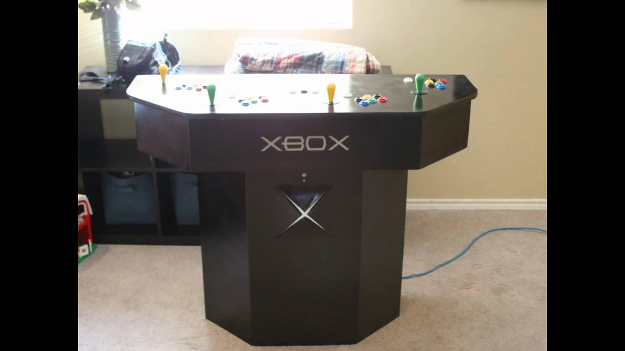 Xbox Arcade Pedestal Youtube
