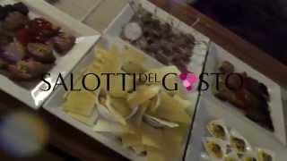 Jeep Taste and Drive Salotti del Gusto : ottava tappa 2015 al Castello di Torre in Pietra