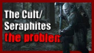The cultists/Seraphites in The Last of Us Part II (part 2/2) – the problem