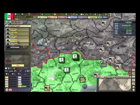 Let's Play Hearts of Iron 3 - Their Finest Hour - Part 8 Push and Counter Push  w/ PPCC