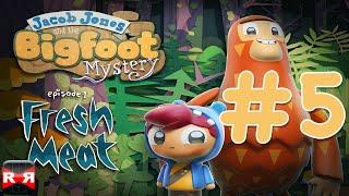 Jacob Jones and the Bigfoot Mystery: Episode 1 - iOS/Android/PS Vita - Walkthrough Gameplay Part 5