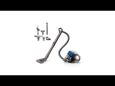 Dyson DC47 Compact Canister Vacuum with 5 Tools