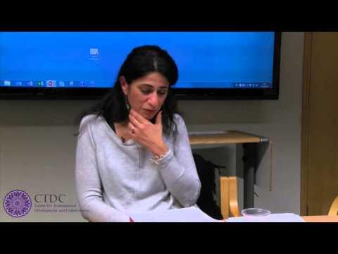 Palestinian Refugee Women's Memories of Trauma by Dr Ruba Salih