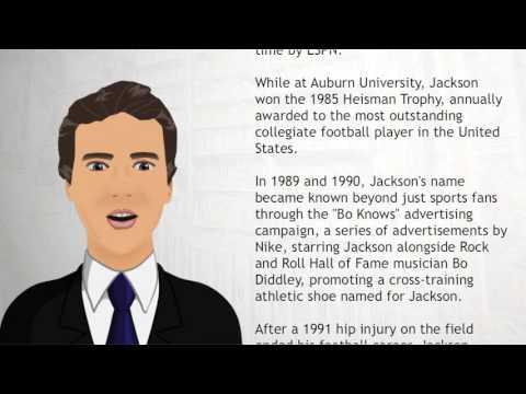 Bo Jackson - Wiki Videos