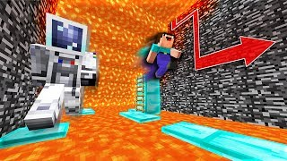 Minecraft INSANE LAVA RUN! with PrestonPlayz, Lachlan & MrWoofless