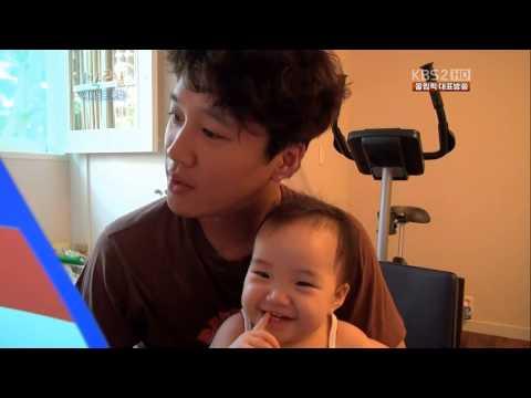 1N2D Cha Tae-hyun's daughter Cha Tae-eun