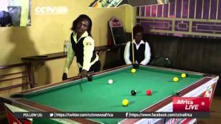 Ugandan women hesitant to join pool game due to perception