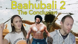 Baahubali Part 2: The Conclusion Trailer | Head Spread | Tollywood Reaction