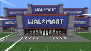 3000 viewers build a walmart empire in minecraft