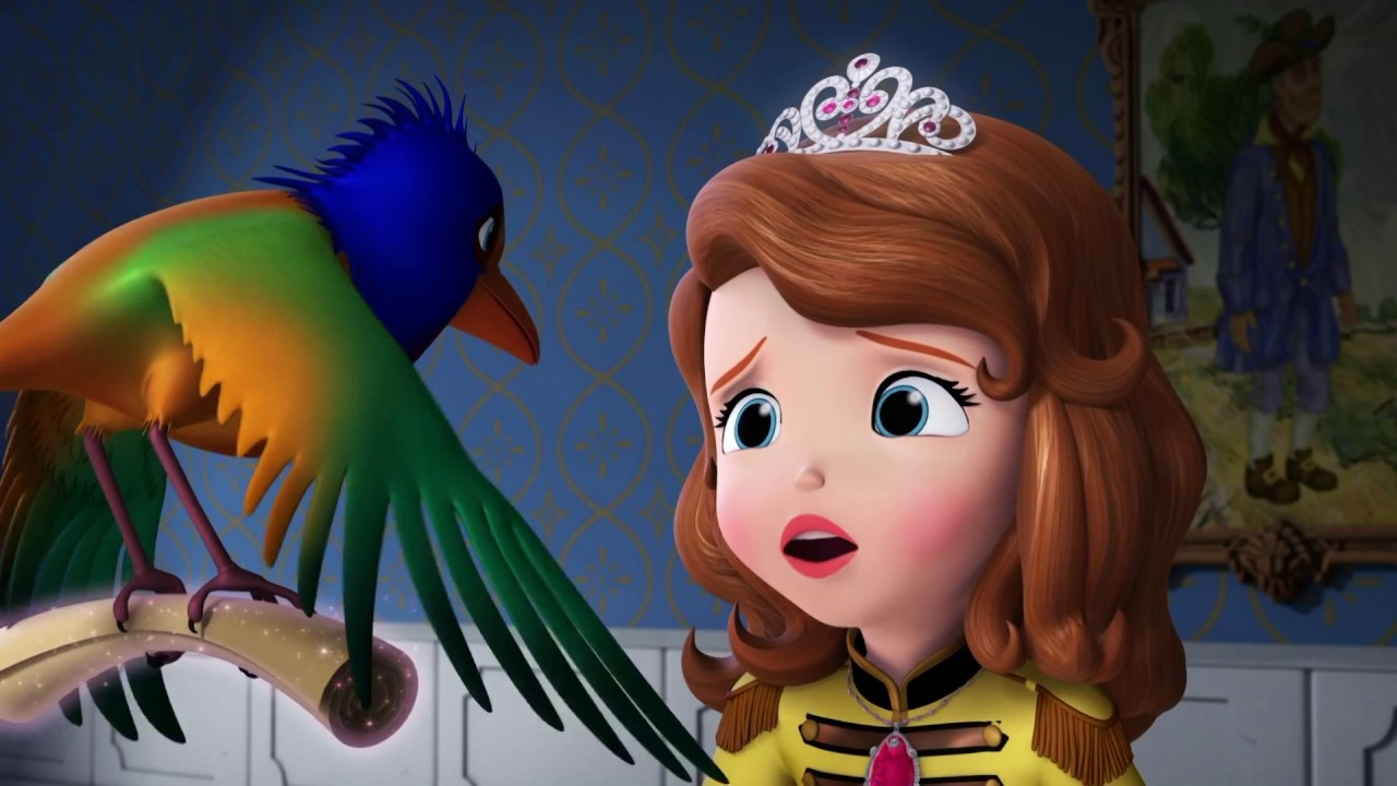 sofia the first the princess prodigy full episode youtube