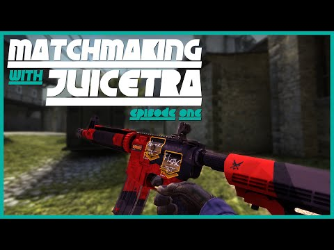 THEY'RE MAD! (CS:GO Matchmaking with Juicetra #1)