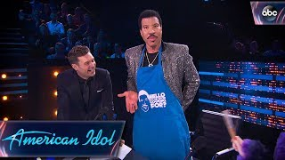 Relive Lionel Richie's Wildest American Idol Moments -  American Idol on ABC
