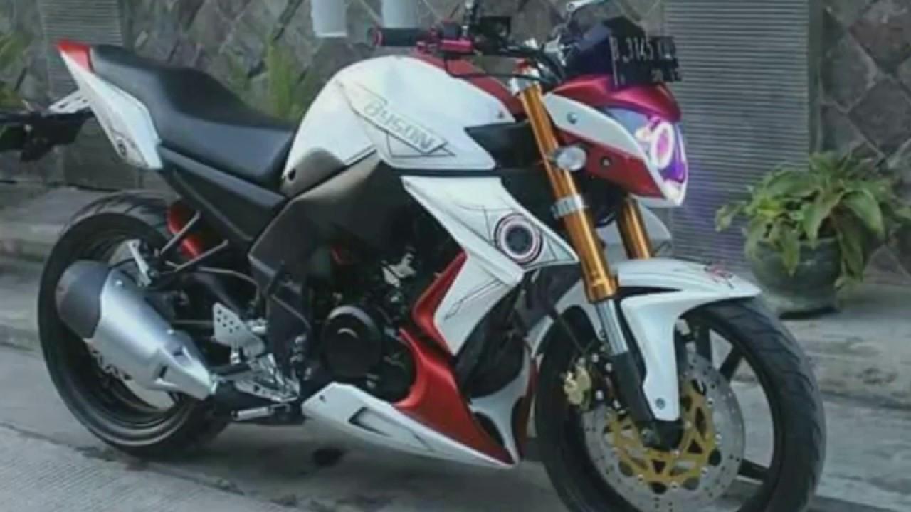 Yamaha R Version  Modified