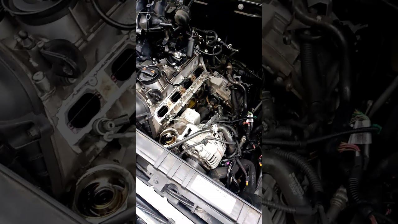 How To Change A Water Pump 2012 Audi S4 How To Change