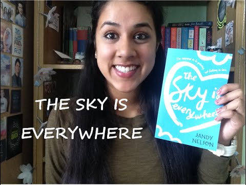 Book Talk~The Sky Is Everywhere by Jandy Nelson