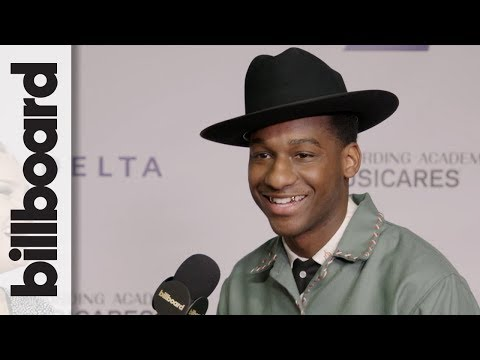 Leon Bridges Talks Grammy Noms, New Music & Dolly Parton at MusiCares Person of the Year | Billboard