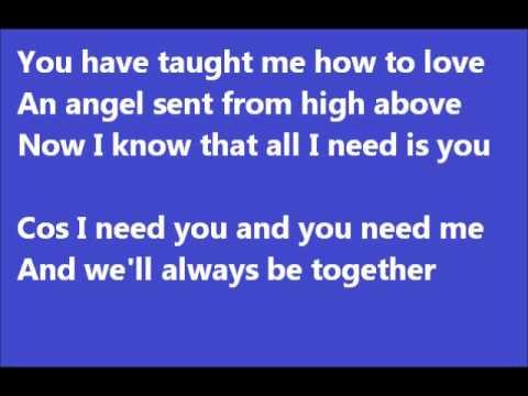 S club 7 - you (lyrics) - YouTube
