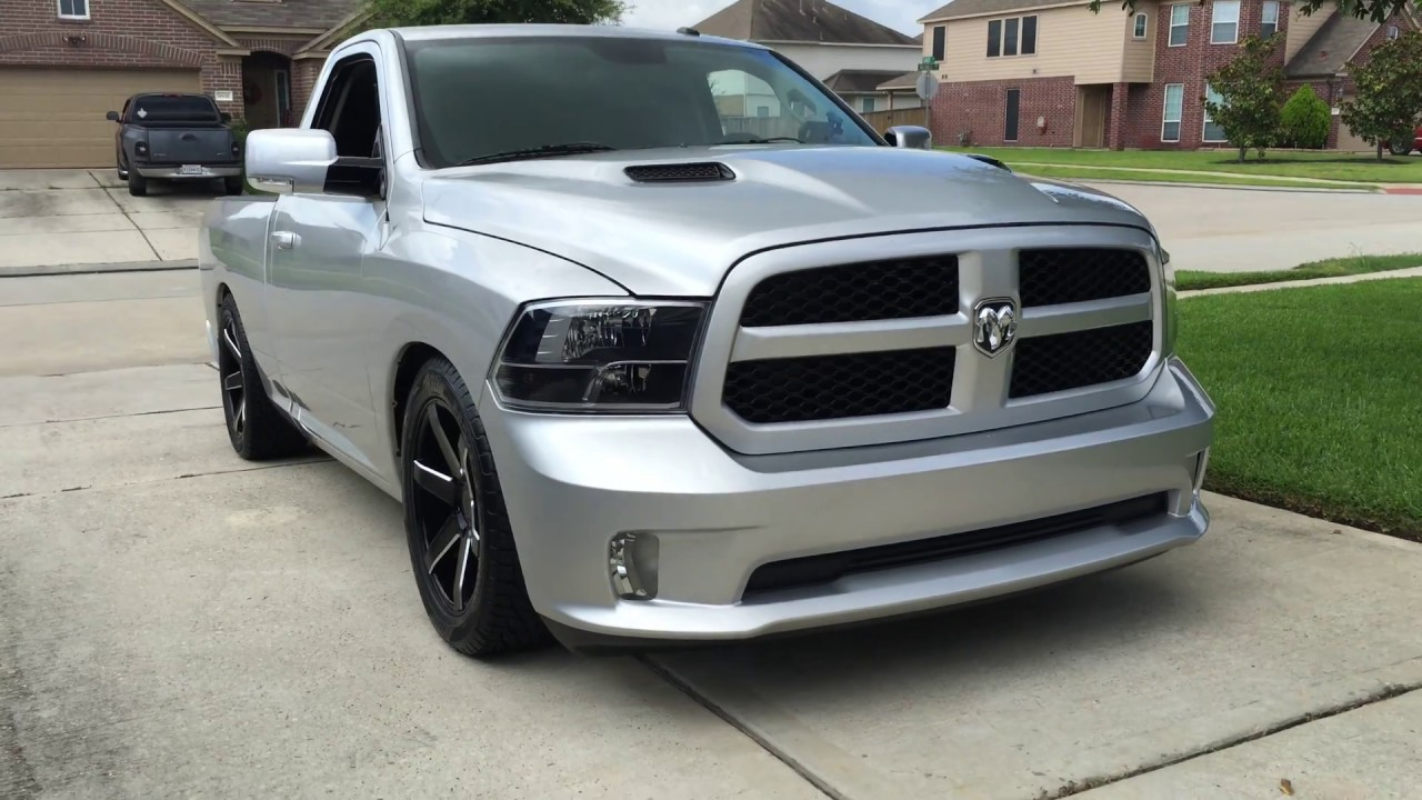 2017 Dodge Ram 1500 Hemi >> Moe's Performance Cammed 2014 Hemi Ram - YouTube