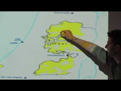 Professor Greg Metter. Conflict resolution and the Israeli–Palestinian conflict. (1)