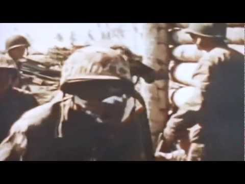 WWII in Color- Battle of Tarawa