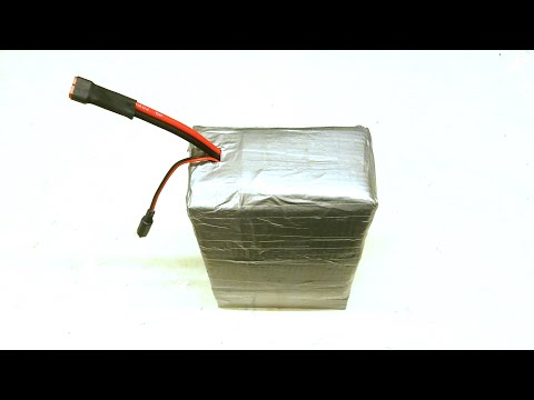 Homemade Battery Diy