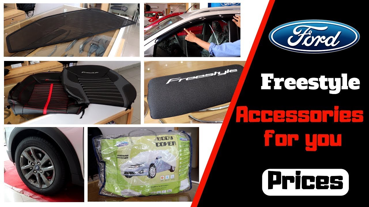 Ford Freestyle Accessories Accessories For Your Freestyle 2018
