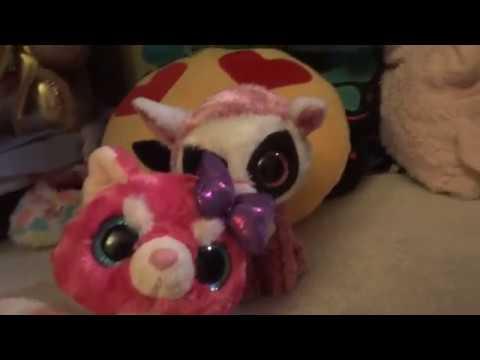 Beanie Boo  74 LeAnn plus 2017 Ty Classic - Peaches - YouTube 39c9593a55d