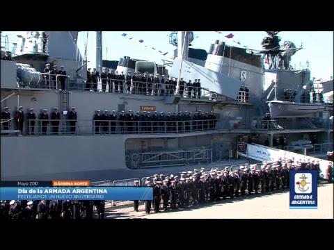 Transmisión en directo de Armada Argentina