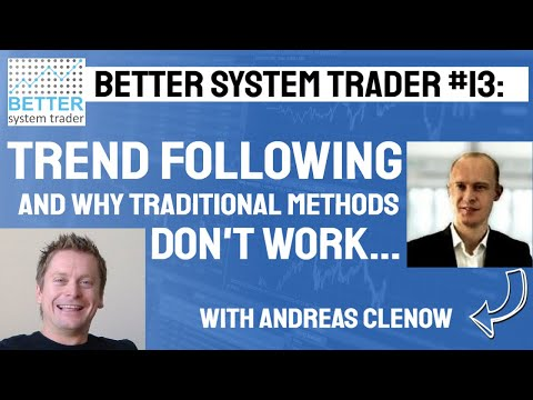 013: Hedge fund manager Andreas Clenow discusses trend following in stocks.
