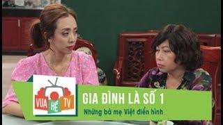 Gia đình là số 1 l Thu Trang, Phi Phụng - Những bà mẹ Việt điển hình