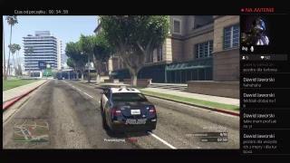 GTA ONLINE - Robota Vespucci - (TEST STREAM'A)