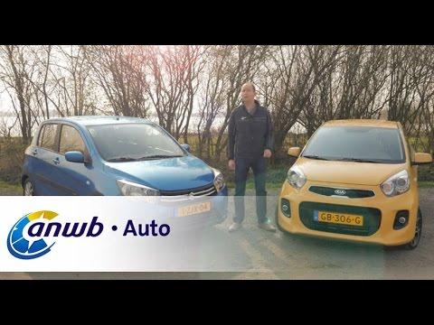 Suzuki Celerio vs Kia Picanto dubbeltest - ANWB Auto