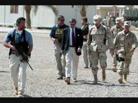 Pmc Private Military Contractors Or Mercenary Or Soldier