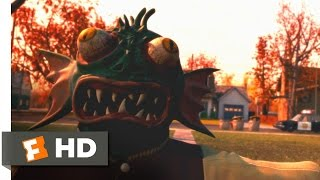 Monster House (4/10) Movie CLIP - Little Vacuum Cleaner Dummy (2006) HD
