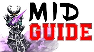 Kassadin Mid Guide - League of Legends Kassadin Tutorial
