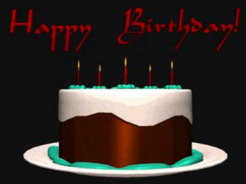 Открытки, торт гифка черно белая