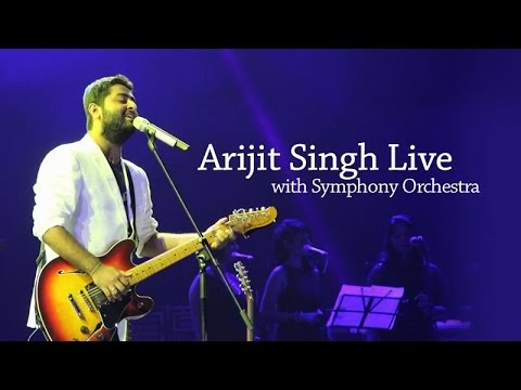 Arijit Singh Live with Symphony Orchestra | CONCERT in Mumbai | SpotboyE