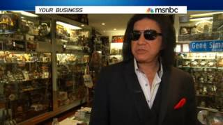 Gene Simmons: An Entrepreneur Who Rocks! by OPEN Forum