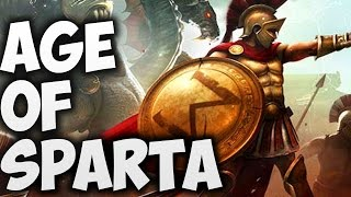Age of Sparta PC Gameplay