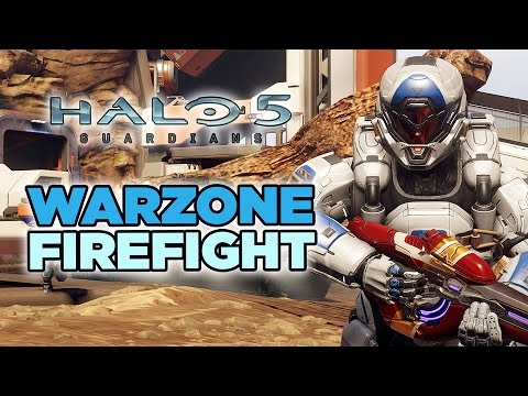 Halo 5 Firefight - GameSpot Plays