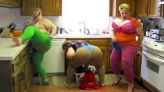 Harlem Shake (BBW Mom Edition)