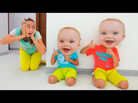 Preston and I had TWINS for 24 Hours! from YouTube · Duration:  14 minutes 18 seconds