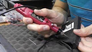 Посылочки из Китая. USB-измеритель ёмкости, картридеры и мелкая дрель